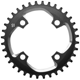 SRAM X01 eturattaat , musta